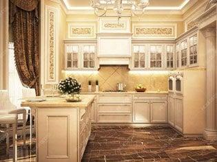 عوامل تاثیرگذار در تعیین قیمت کابینت آشپزخانه