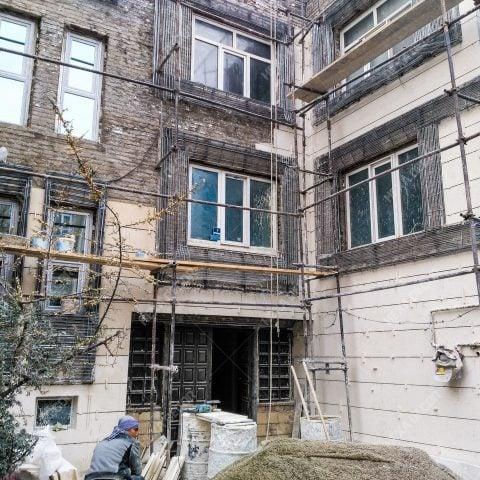 بازسازی واحد مسکونی امیر آباد