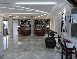 بازسازی ساختمان مسکونی ، تجاری و اداری