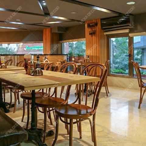طراحی و اجرای دکوراسیون داخلی رستوران