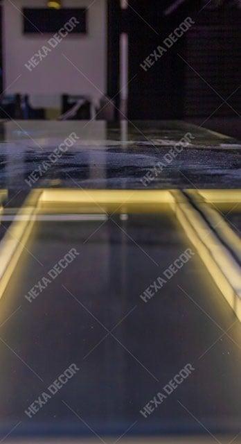 طراحی و ساخت کانتر تجاری طلا فروشی