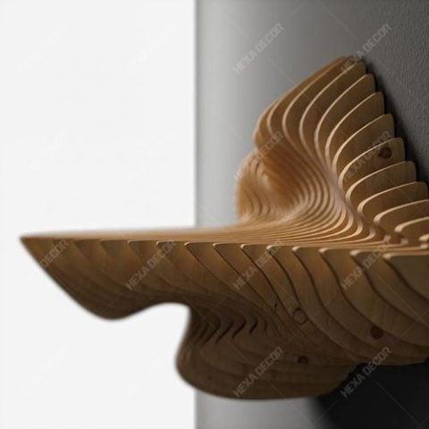طراحی و ساخت شلف پارامتریک