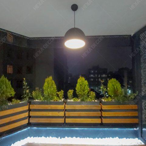 دکوراسیون داخلی و بازسازی مسکونی میرداماد 14